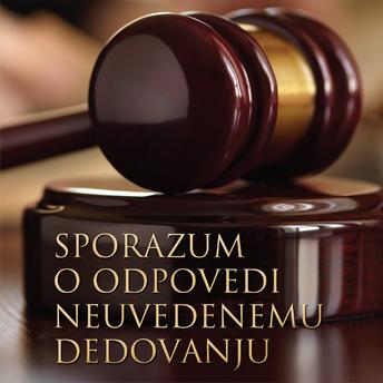 Sporazum o odpovedi neuvedenemu dedovanju
